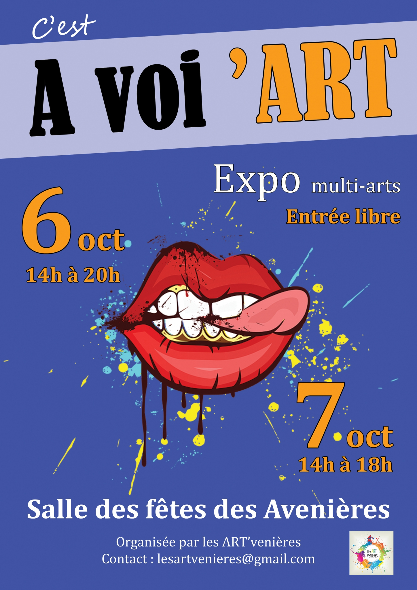 expo en octobre